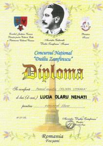 11. Premiul Oglinda literara 2004