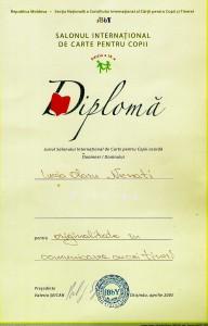 18. Diploma Chisinau