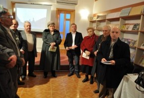 Deschiderea Centrului de Informare Culturală la Botoșani