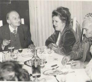 Constantin Noica, Lucia Olaru Nenati, Botosani, 1984