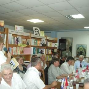 Congresul mondial al eminescologilor de la Chişinău