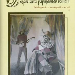 Lansare de carte la Teatrul Vasilache din Botoşani