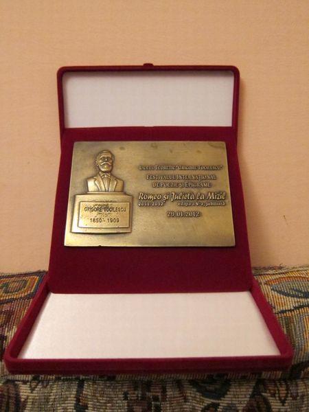 Medalie Festival Mizil